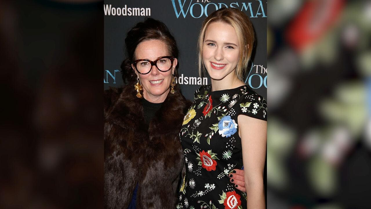 Rachel Brosnahan Opens Up About Late Aunt Kate Spade S Legacy People Com