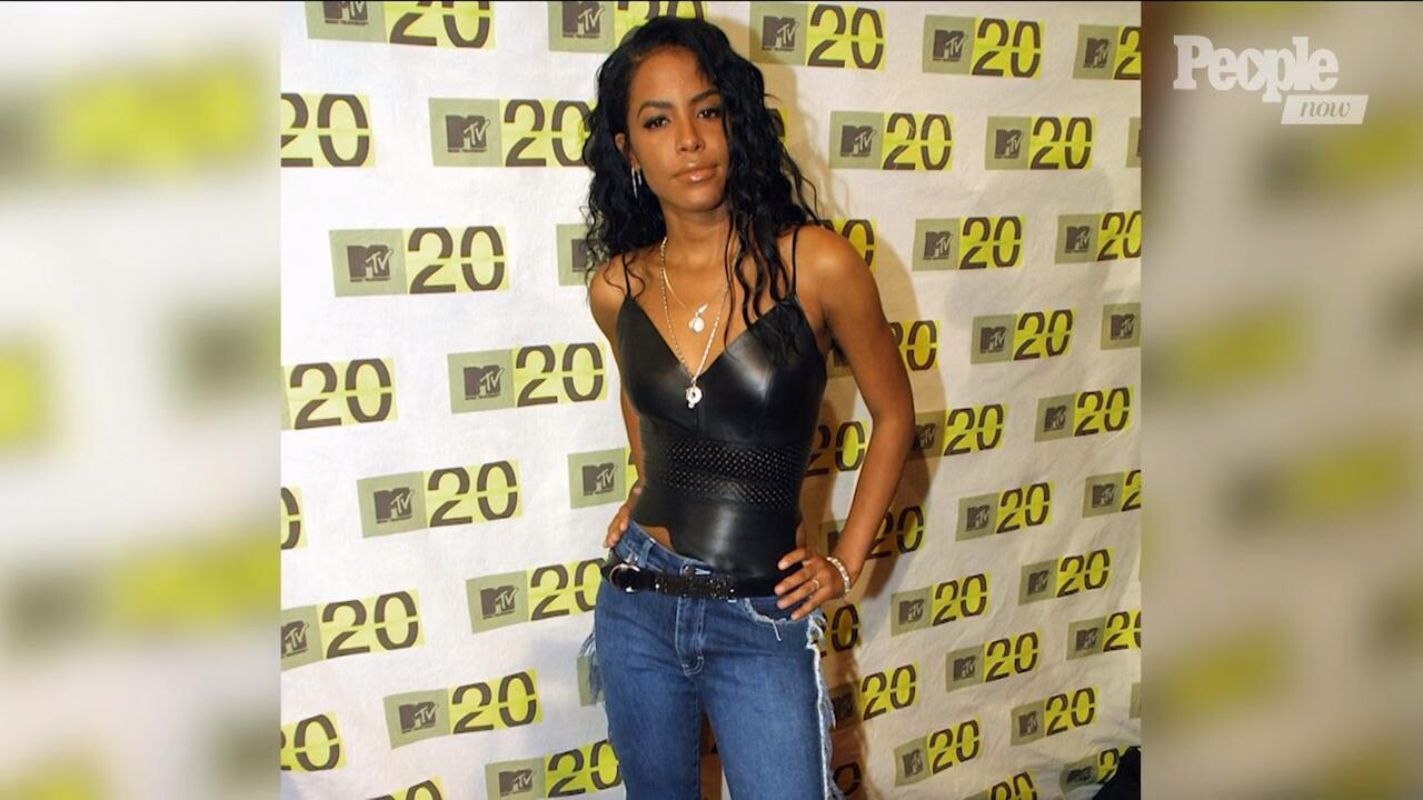 Aaliyah Remembered By Family And Fans On Her Birthday People Com