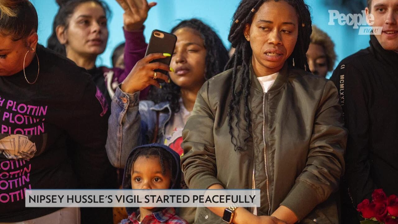 Nipsey Hussle S Sister Pays Tribute To Late Rapper People Com