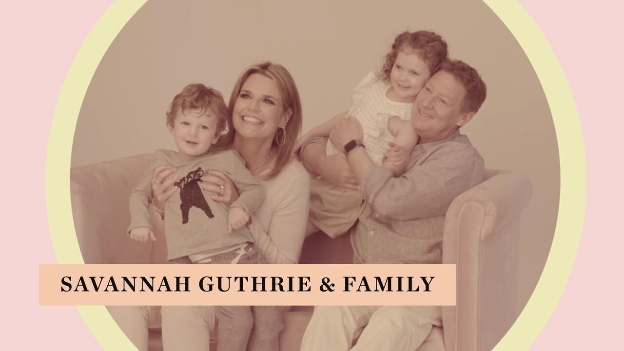 Savannah Guthrie Husband Michael Feldman On Splitting Parenting Duties People Com