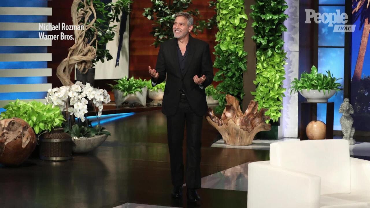 George Clooney Worried He Wouldn't See Twins Again After Accident: I 'Thought That This Was It' 416418724_6037157612001_6037154023001-vs