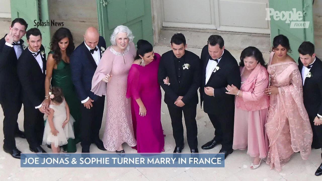 Joe Jonas And Sophie Turner Are Married People Com