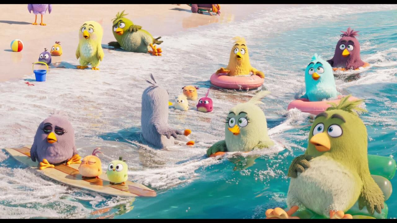 See Nicole Kidman S Kids Voice Adorable Hatchlings In Angry Birds 2 People Com