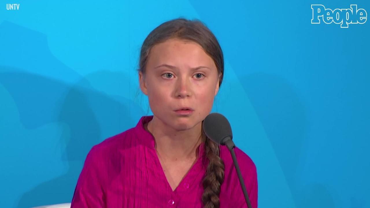Greta Thunberg Sister / Self Harm Versus The Greater Good