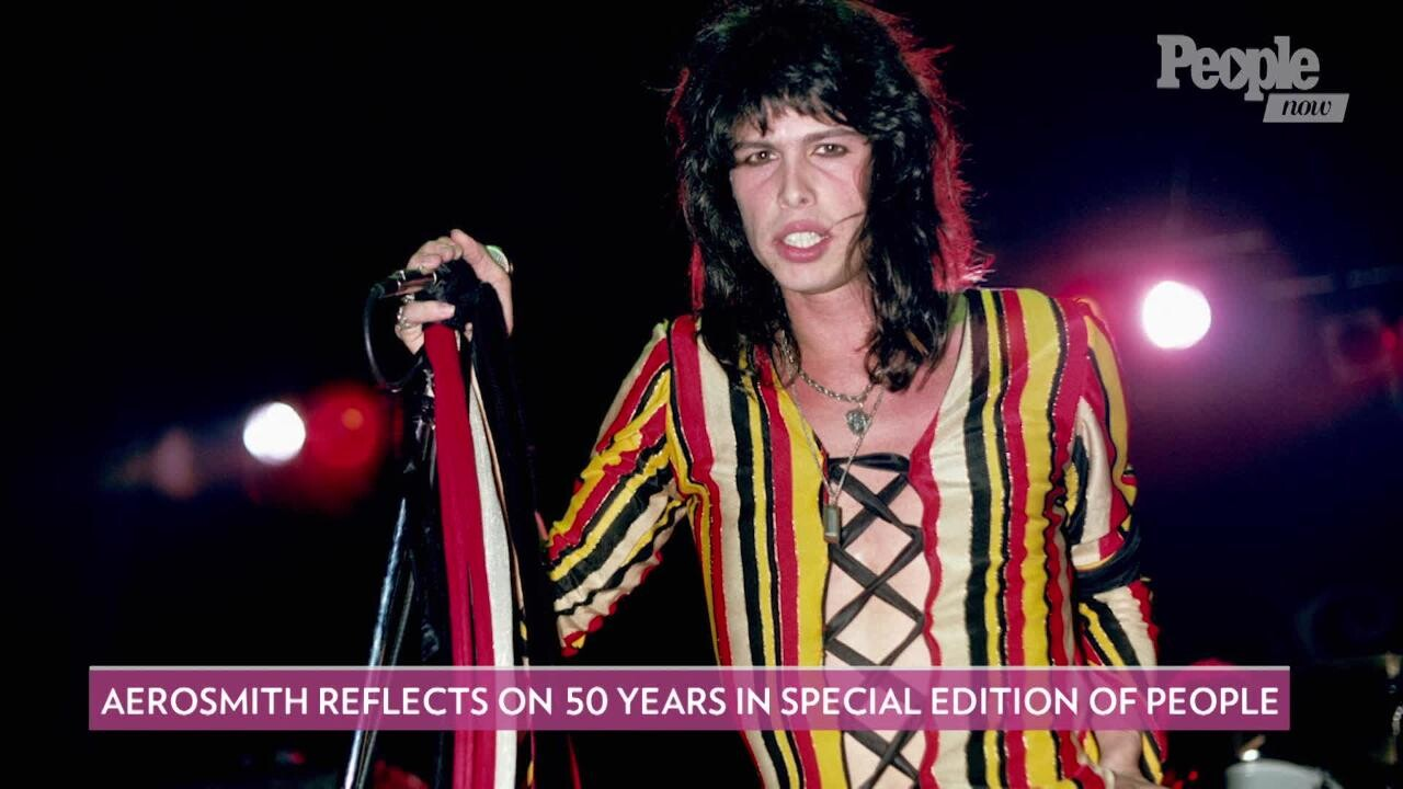 Aerosmith Reveal How They Made 80s Mega Hit Walk This Way With Run Dmc People Com
