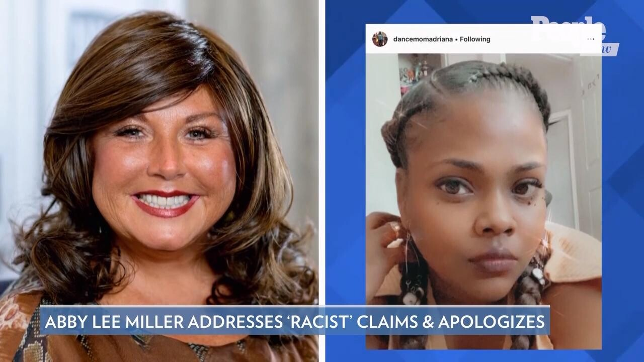 Dance Moms Abby Lee Miller Apologizes For Racist Remarks Ew Com