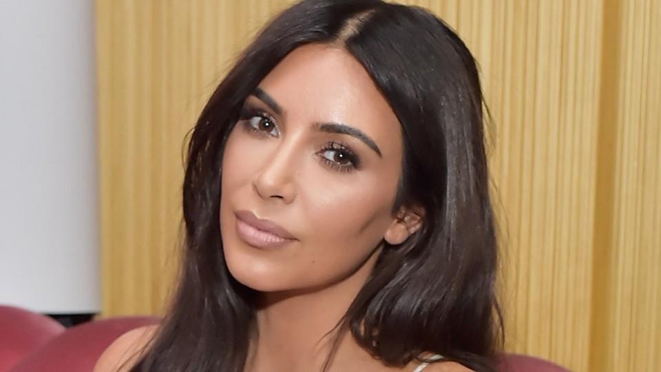 Kim Kardashian S Will States Her Hair