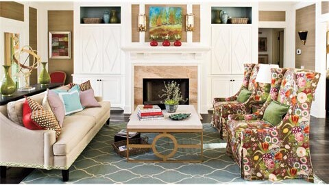 Formal Living Room Decorating Ideas | Southern Living