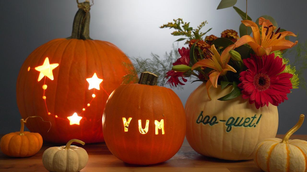 Brilliant Pumpkin Carving Hacks You Ll Wish You Knew Sooner Real Simple