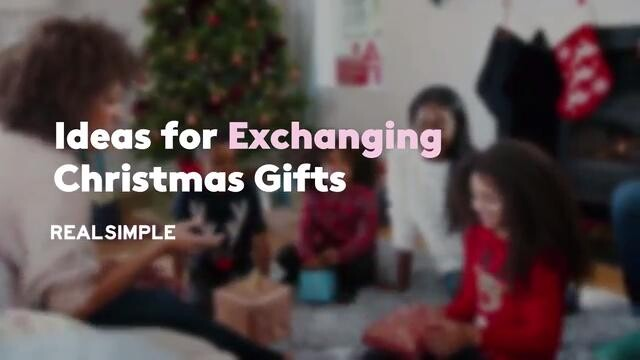 31 Great Christmas Gift Exchange Ideas Real Simple