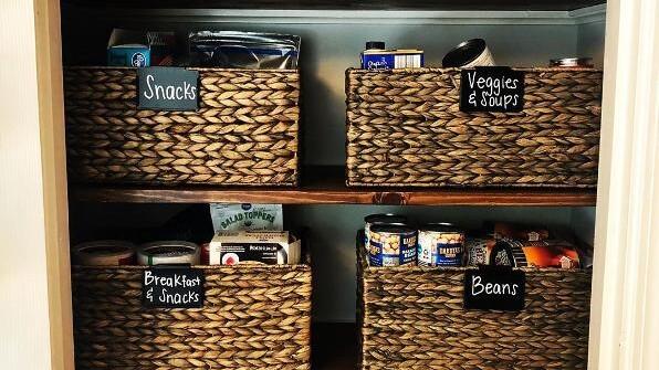 7 Genius Pantry Organization Ideas And Pantry Storage Ideas Real Simple