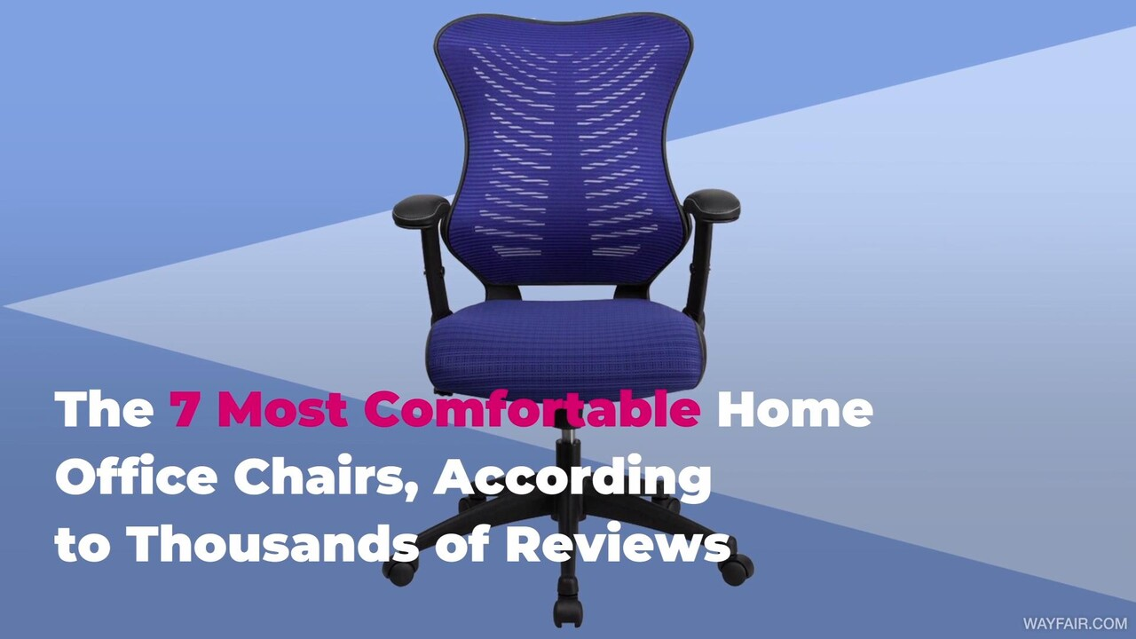 The 7 Best Office Chairs According To Thousands Of Customers Real Simple