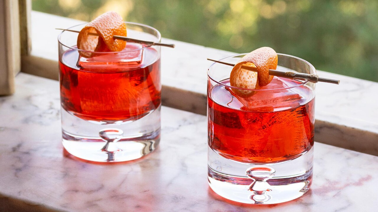 12 Easy Cocktail Recipes That Require Just 2 Ingredients Real Simple