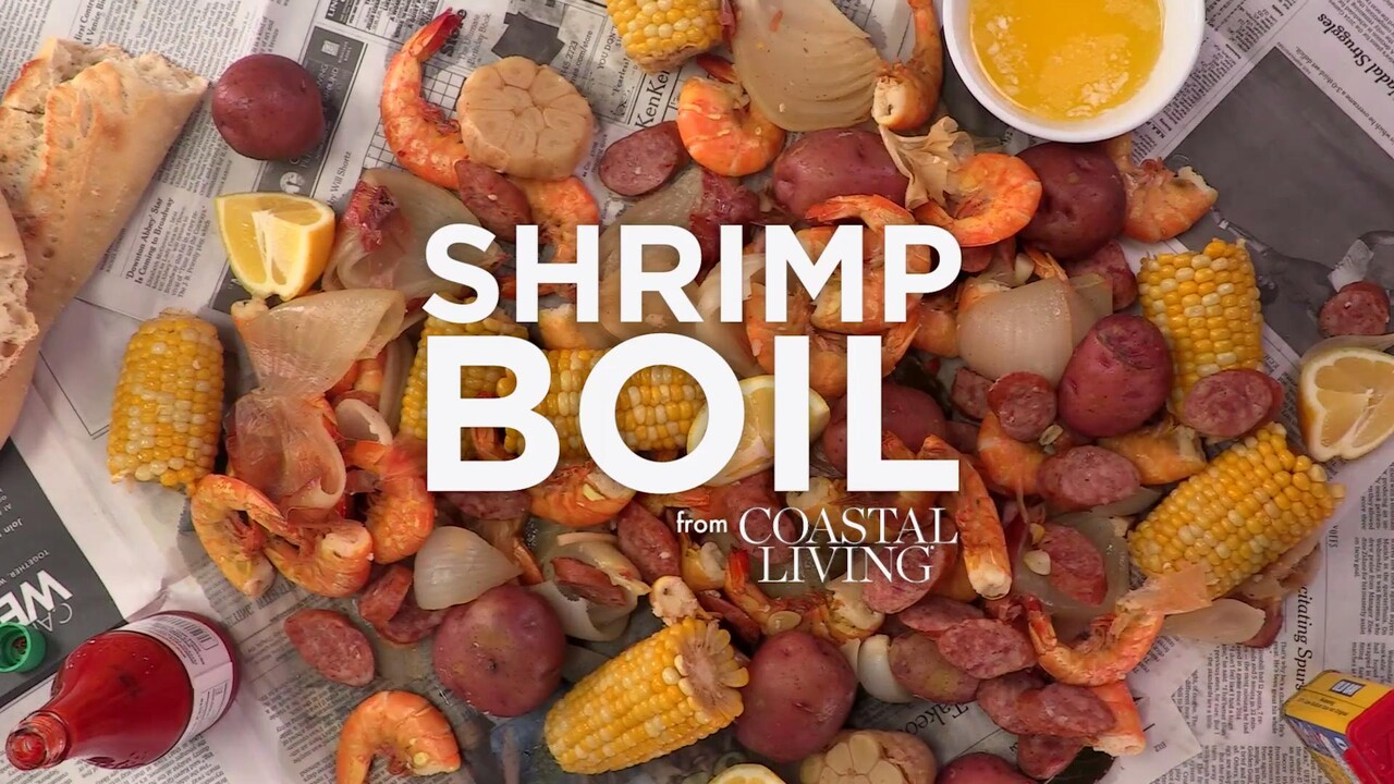 This Is The Secret To The Best Shrimp Boil Ever Coastal Living