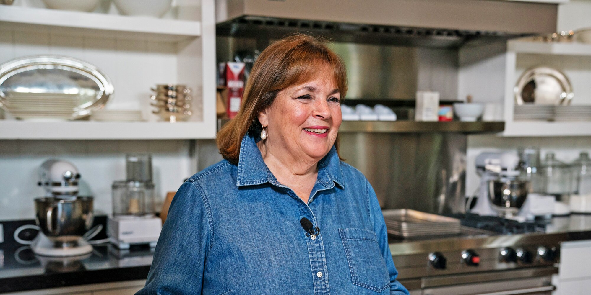 Ina Garten Says This Cozy Soup Is Perfect for Eating Between Summer and Fall