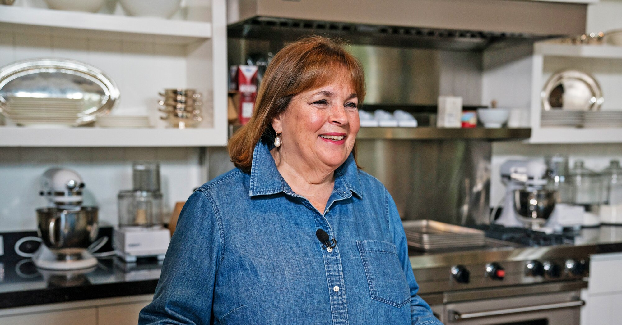 All the Times Ina Garten Fed Our Soul This Year