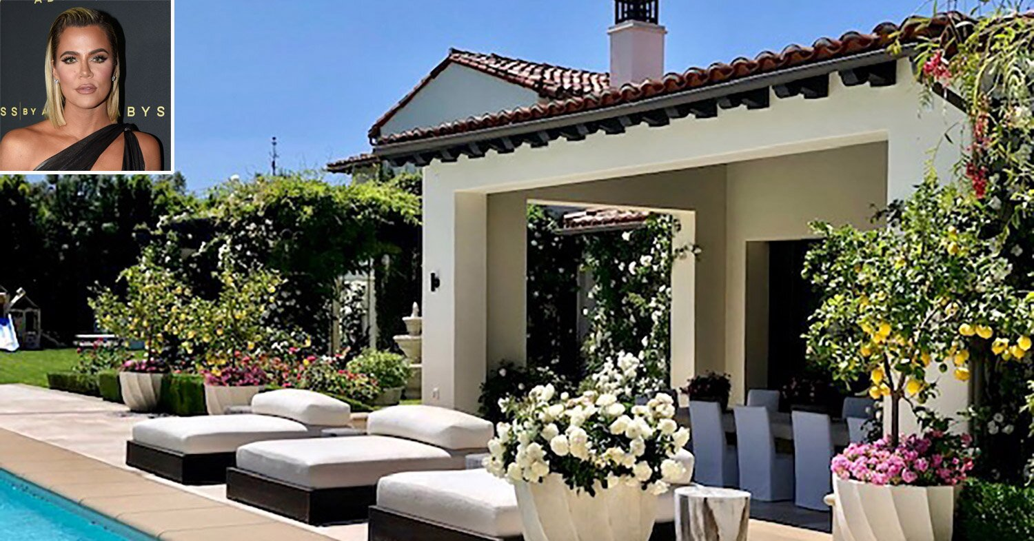 Khloé Kardashian Is Selling Her Calabasas Home for $18.95M — See Inside!