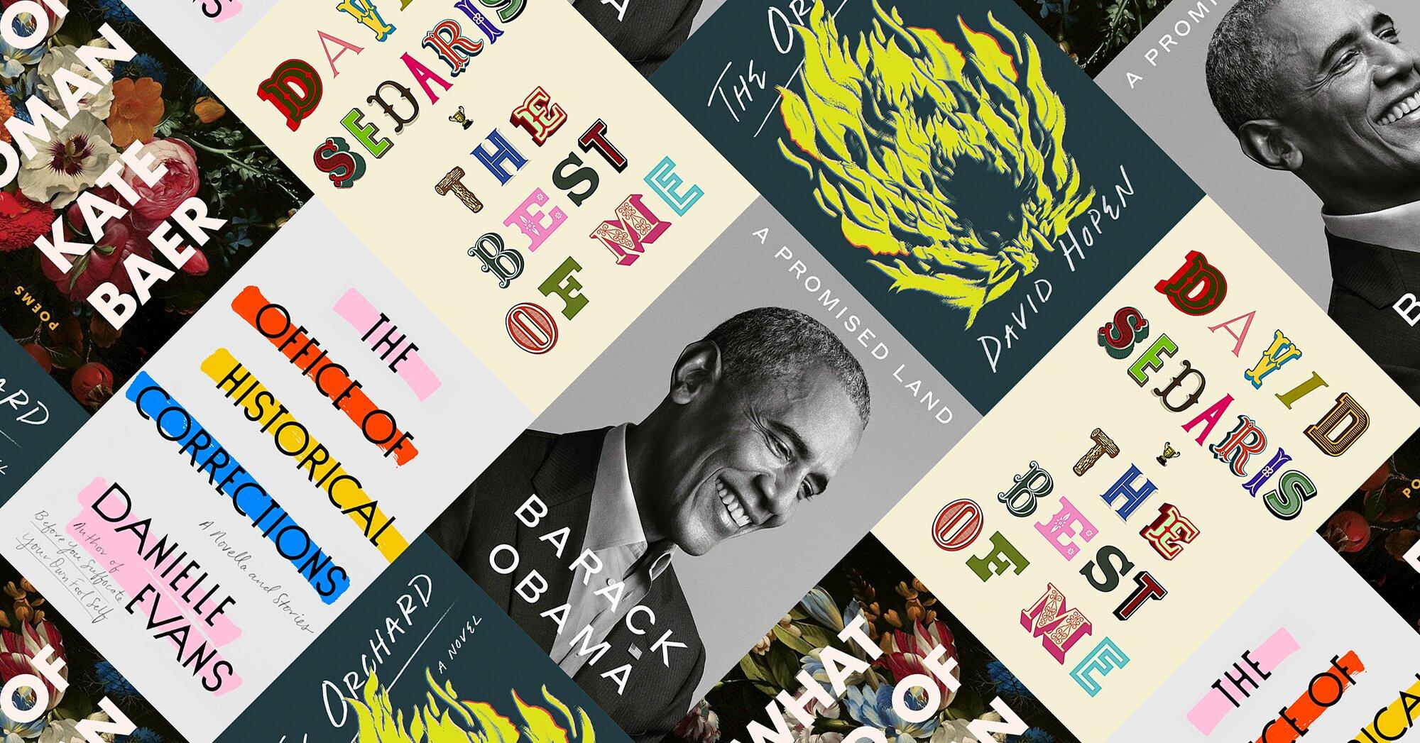20 books to escape into in November