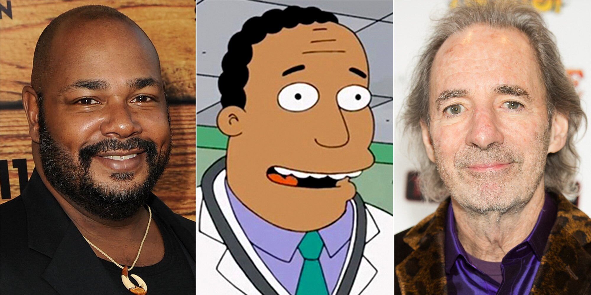 The Simpsons replaces Harry Shearer with Kevin Michael Richardson as new voice of Dr. Hibbert.jpg