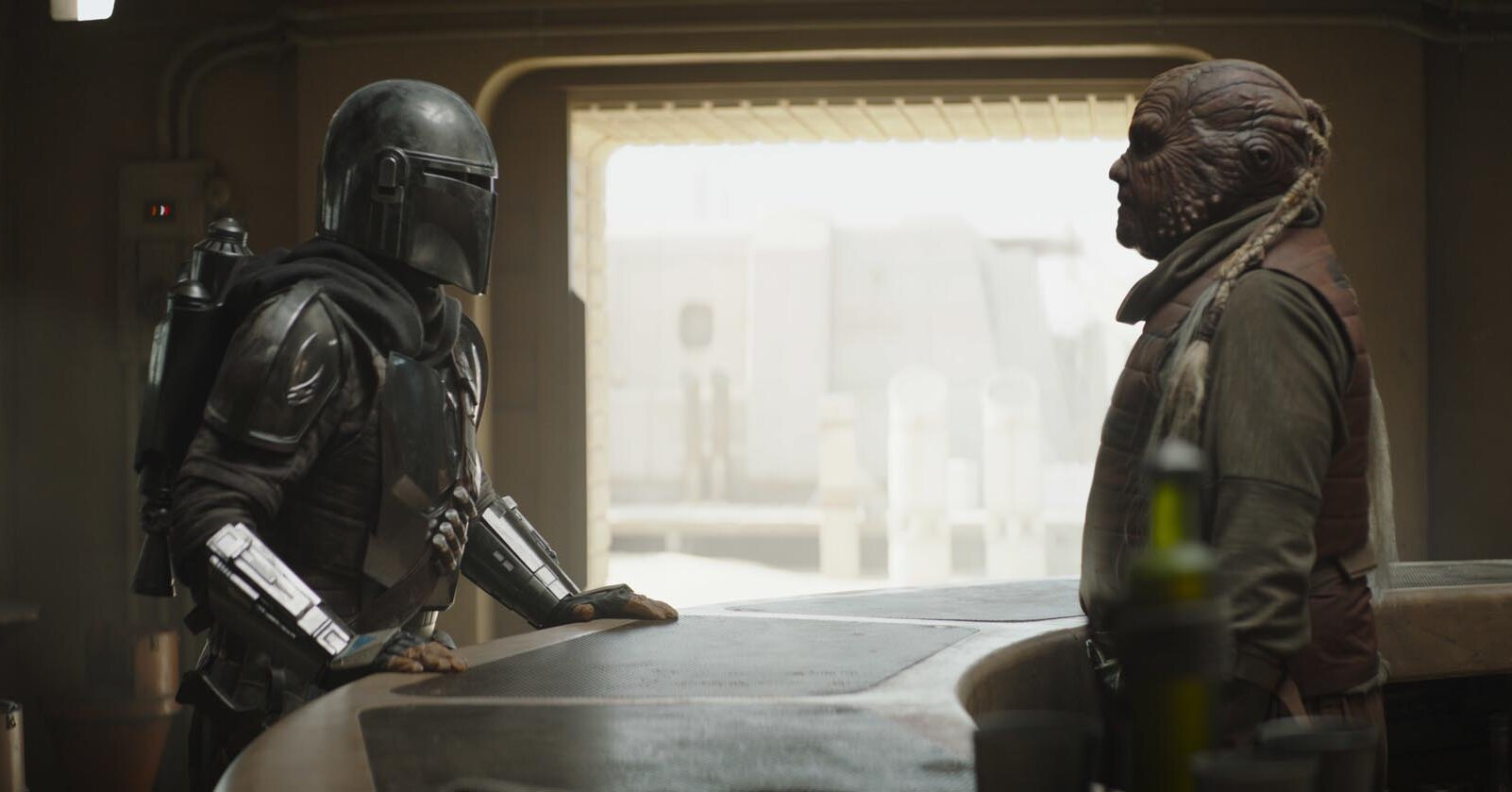 'The Mandalorian' recap: Mando goes in search of one of his own
