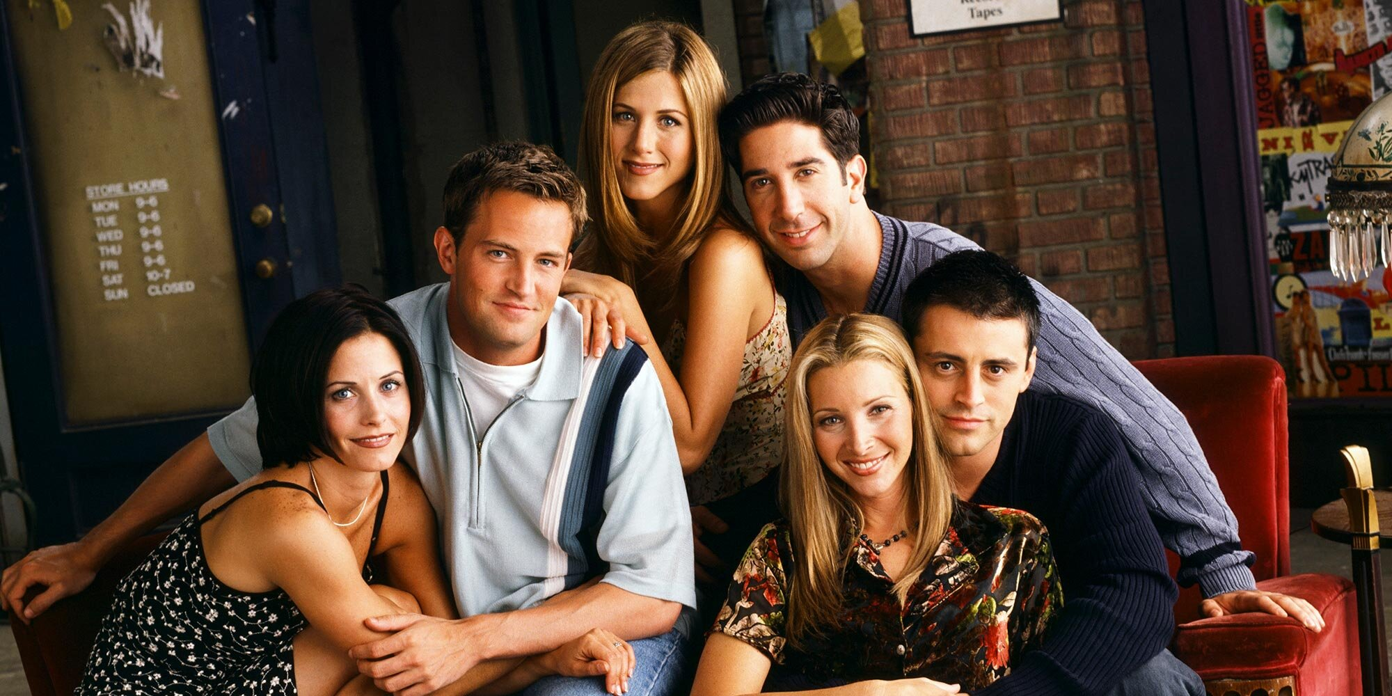 What the 'Friends' stars think their characters are doing today