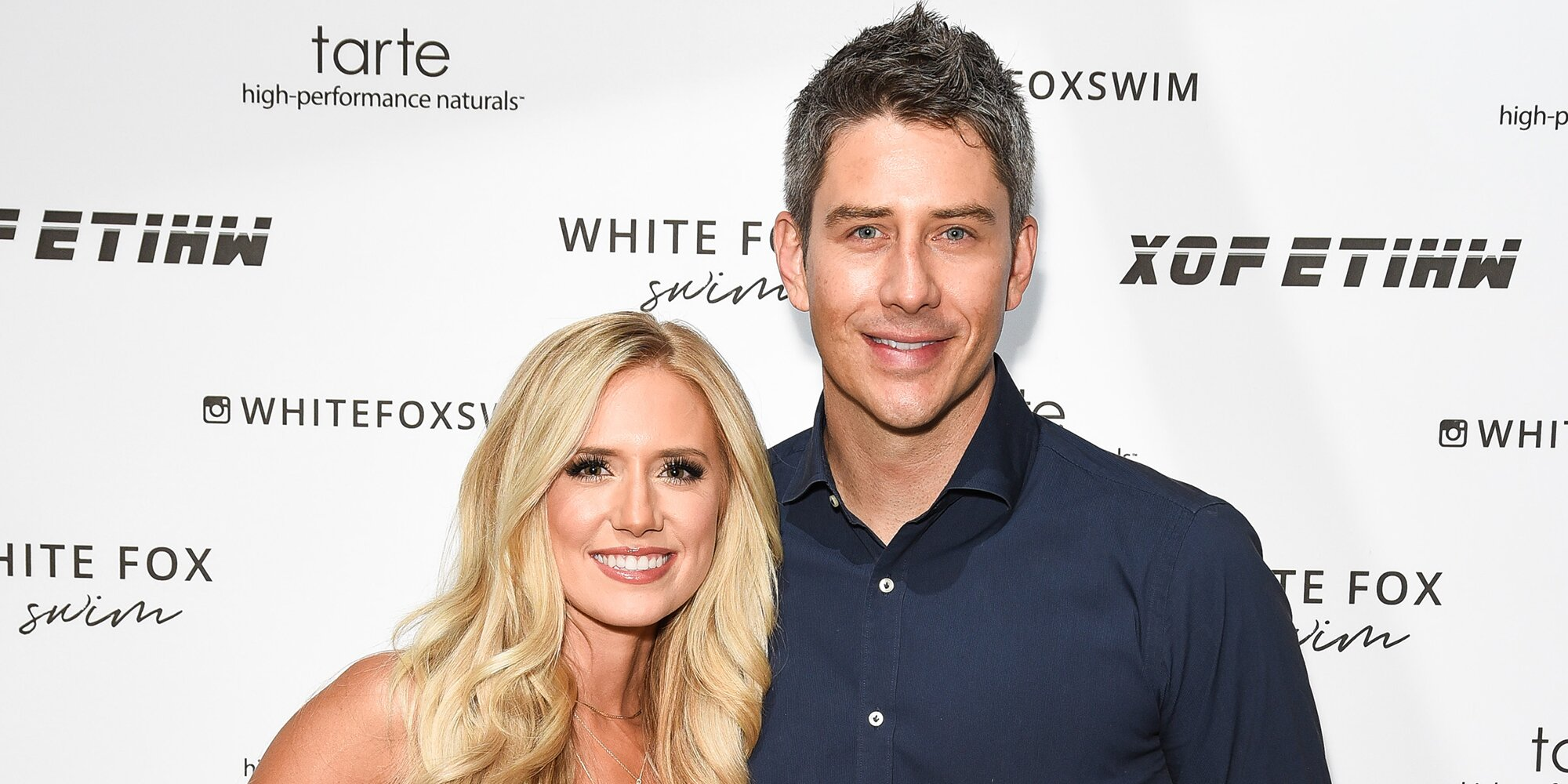 Lauren Burnham and Arie Luyendyk Jr. welcome twins: 'Momma and babies are doing great'.jpg