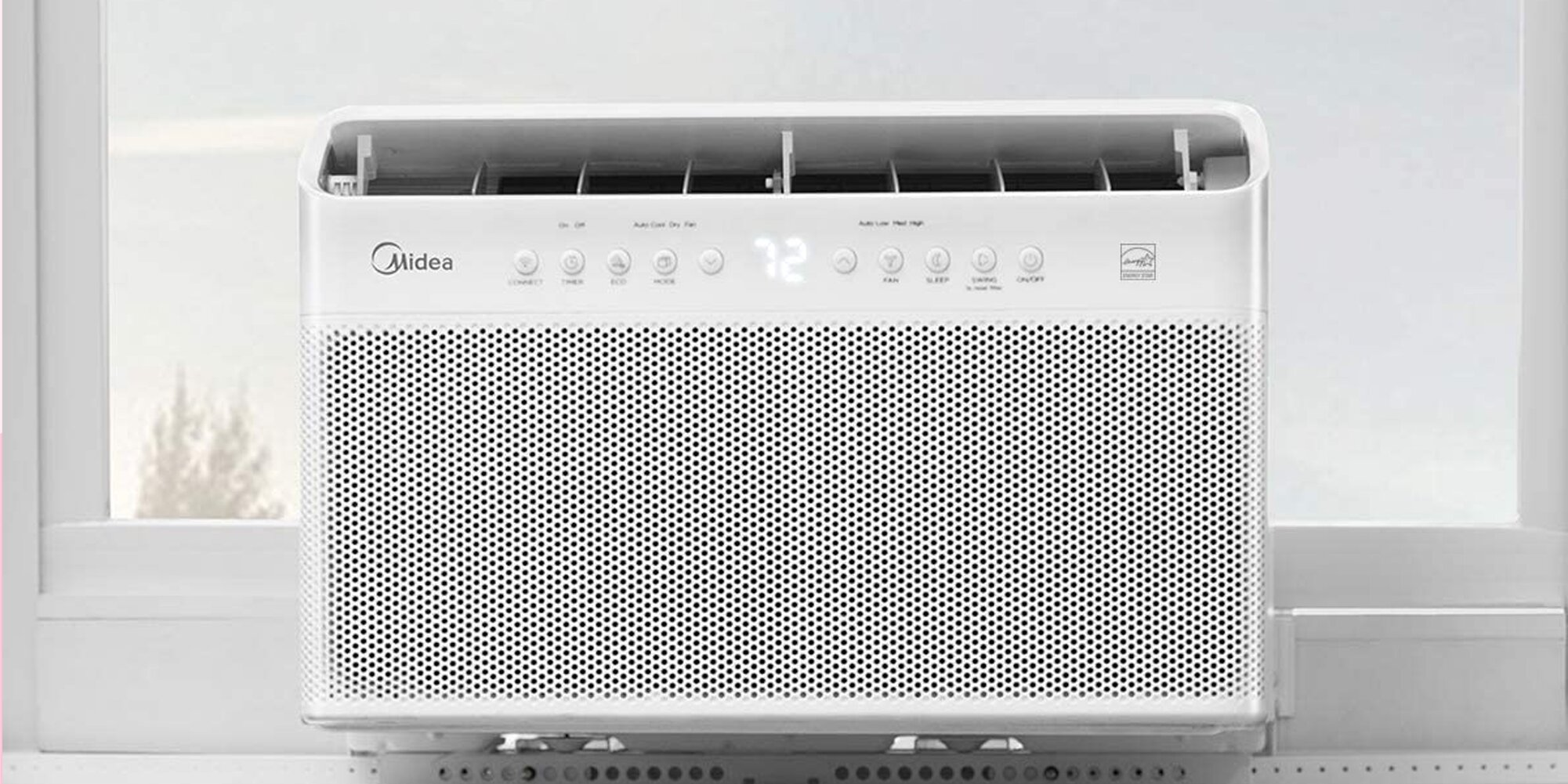 This Best-Selling Window AC Has a Genius Design That Makes It 'Whisper Quiet'-and It's Finally Back in Stock