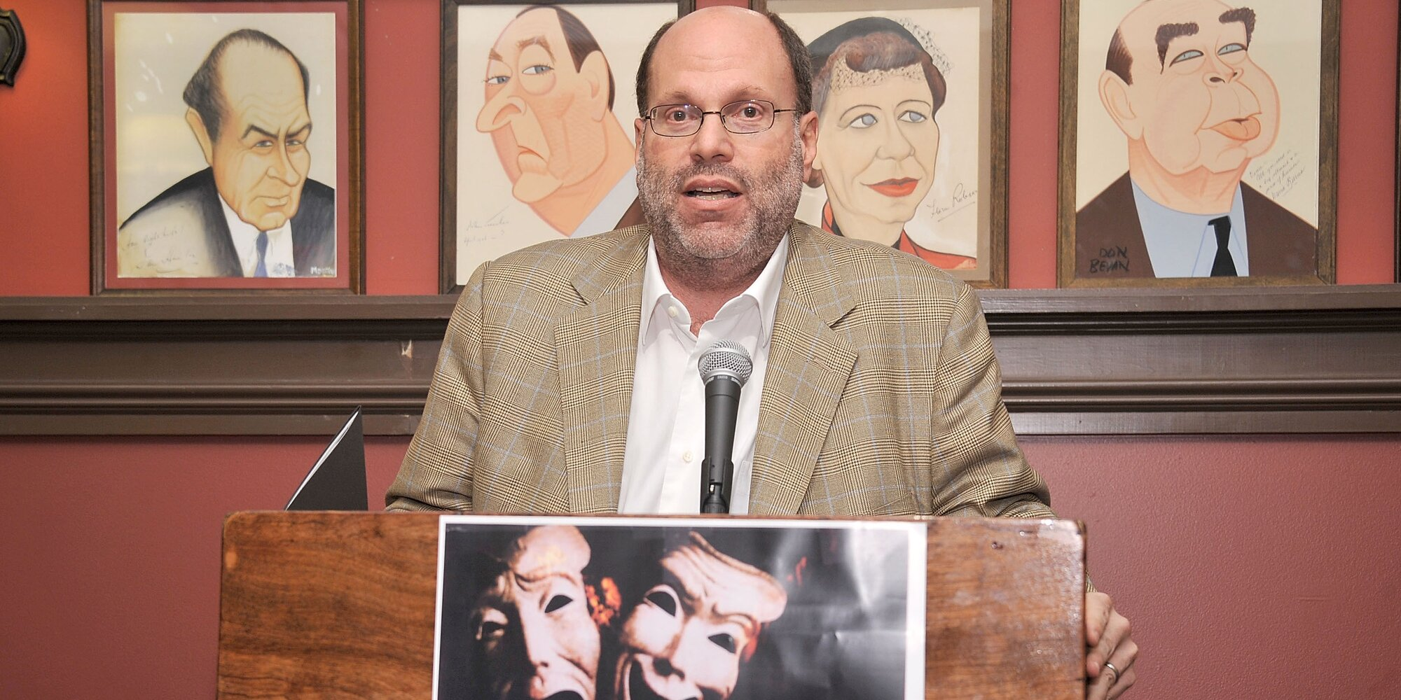 Producer Scott Rudin will 'step back' from Broadway shows amid allegations of abusive behavior