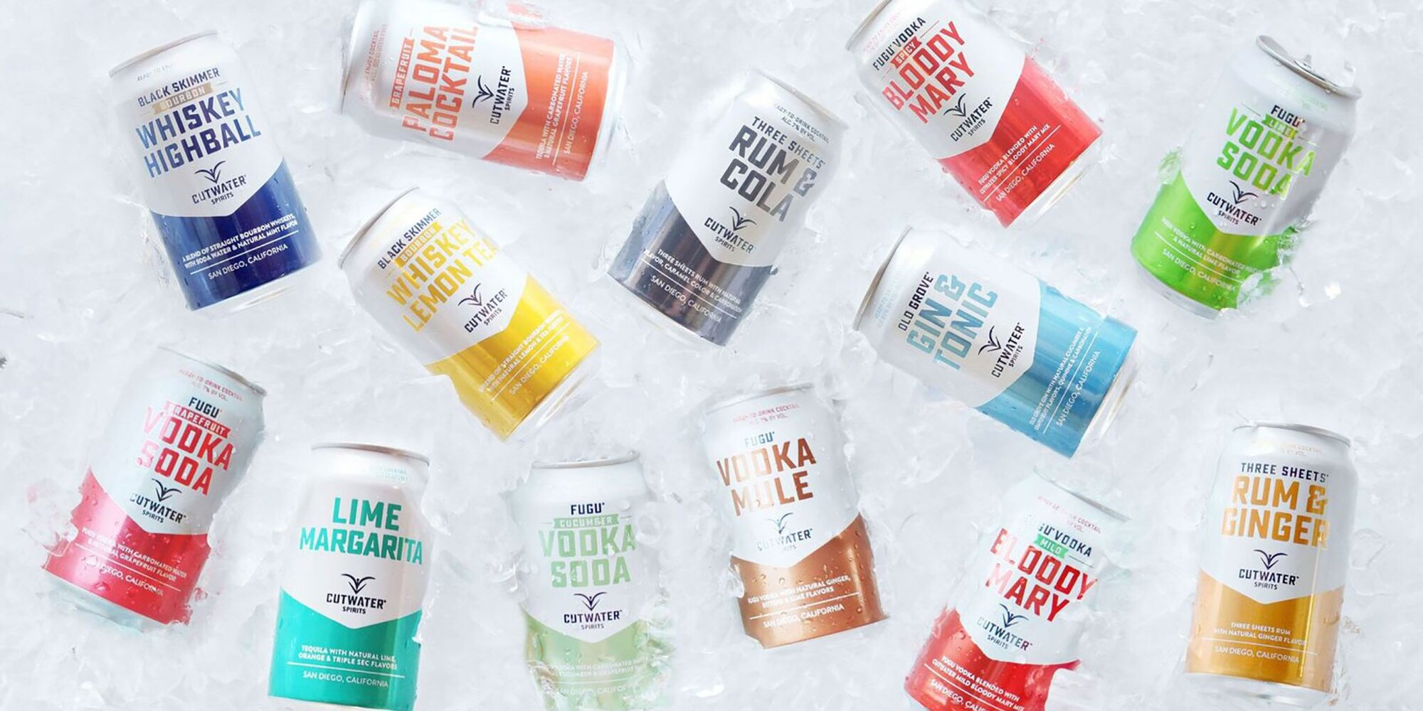 we tried 12 classic cocktails from a can and a few took us by