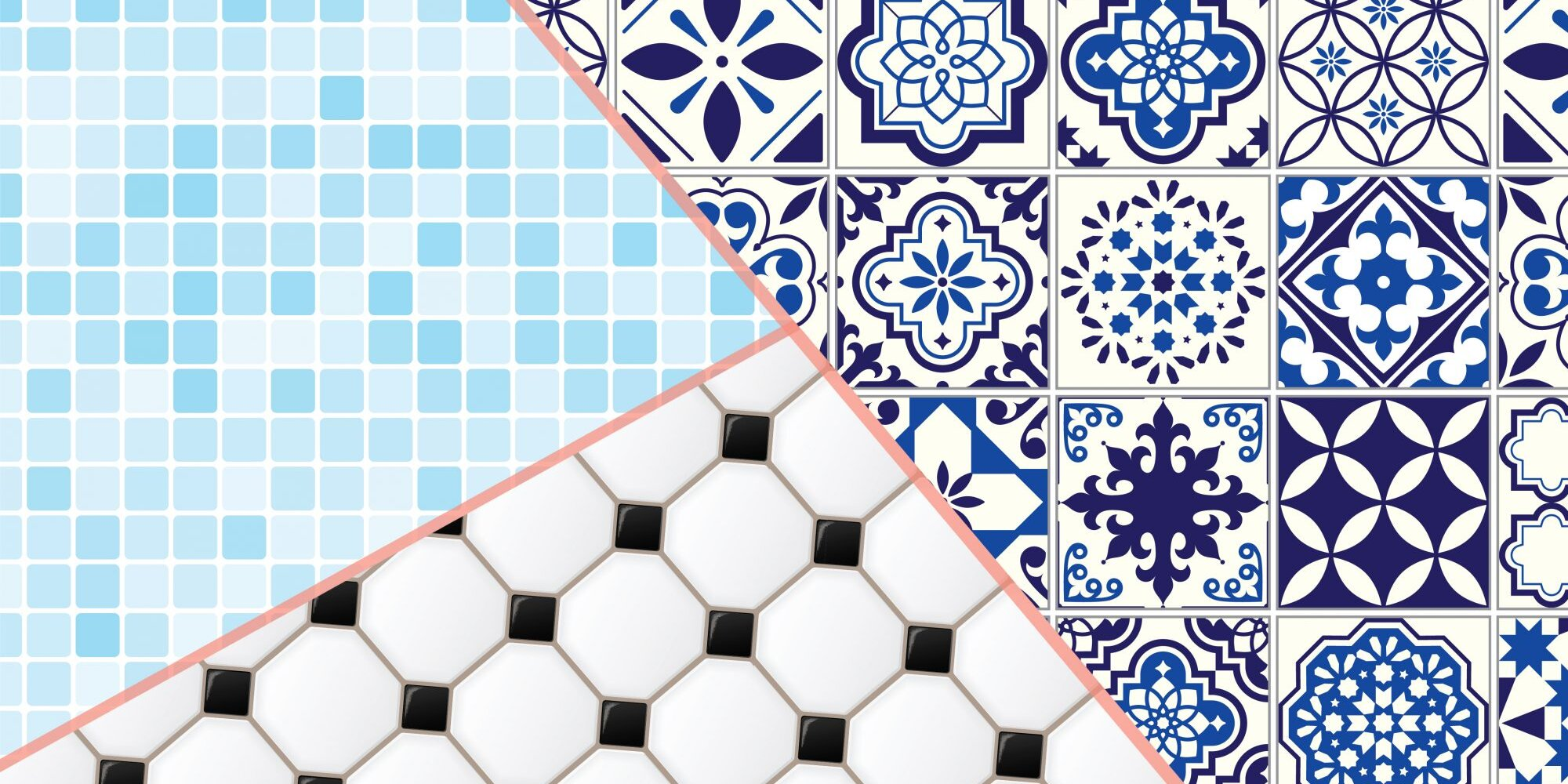 The 12 Different Types Of Tiles Explained By Pros Real Simple