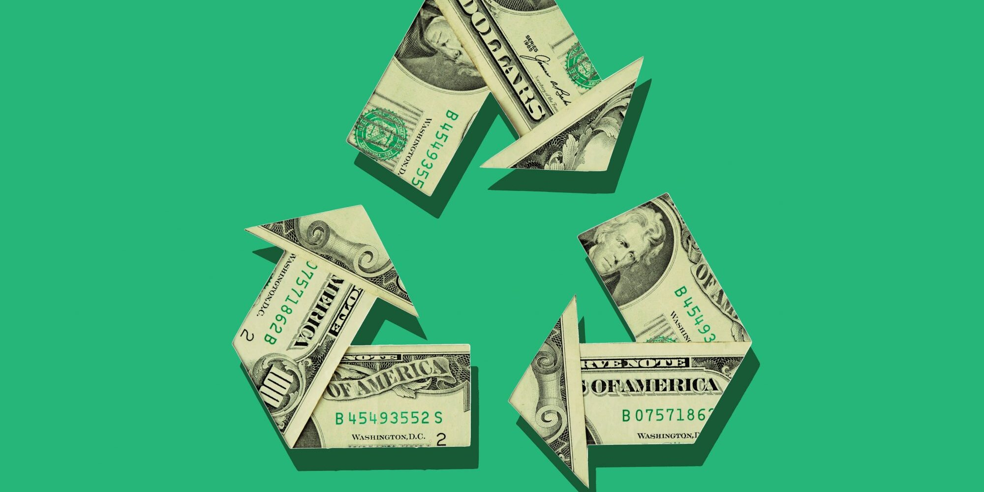 How to Earn Cash-Back Rewards by Recycling Your Old Clothing and Electronics