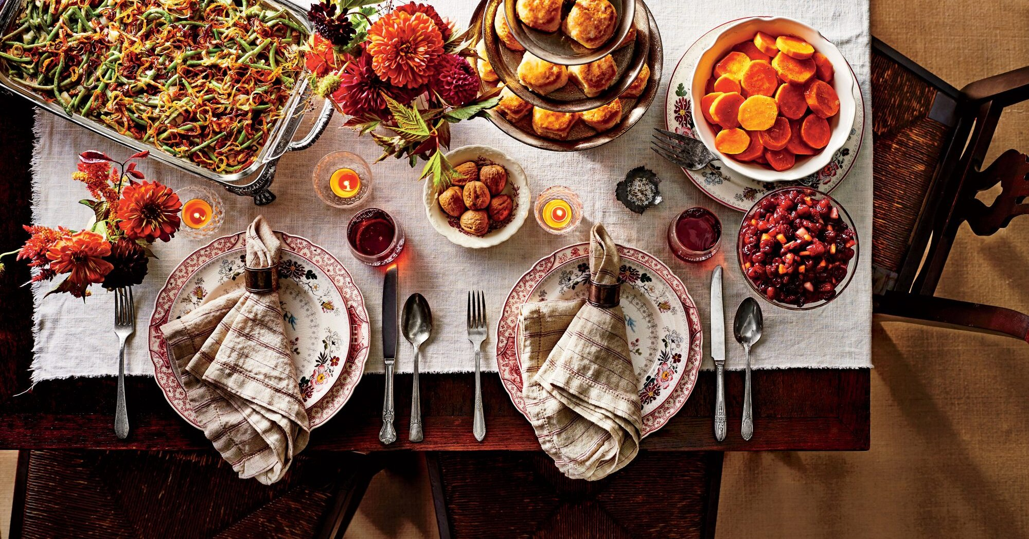 Thanksgiving Recipes cover image