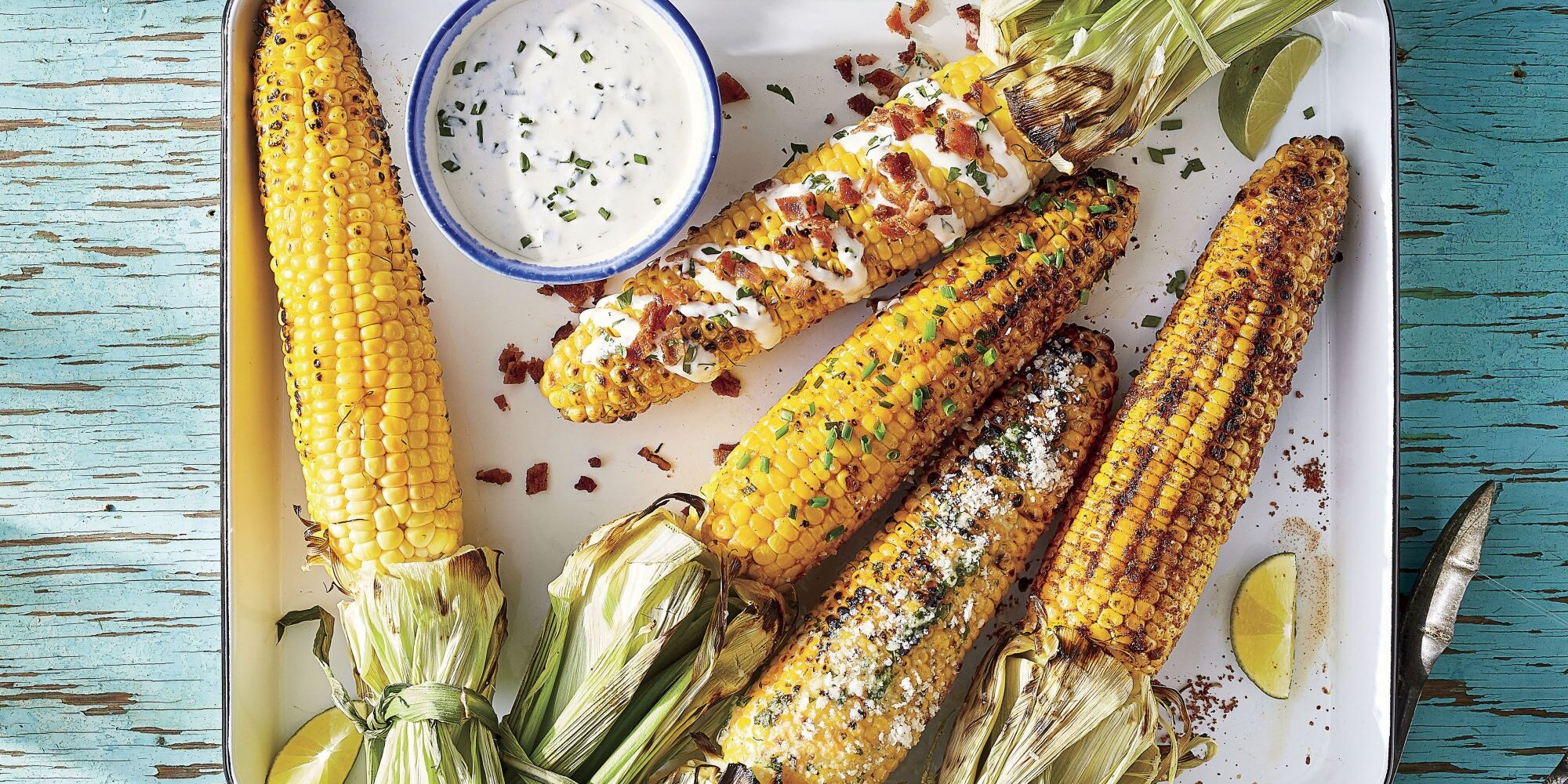 3 Simple Tips for Foolproof Grilled Corn
