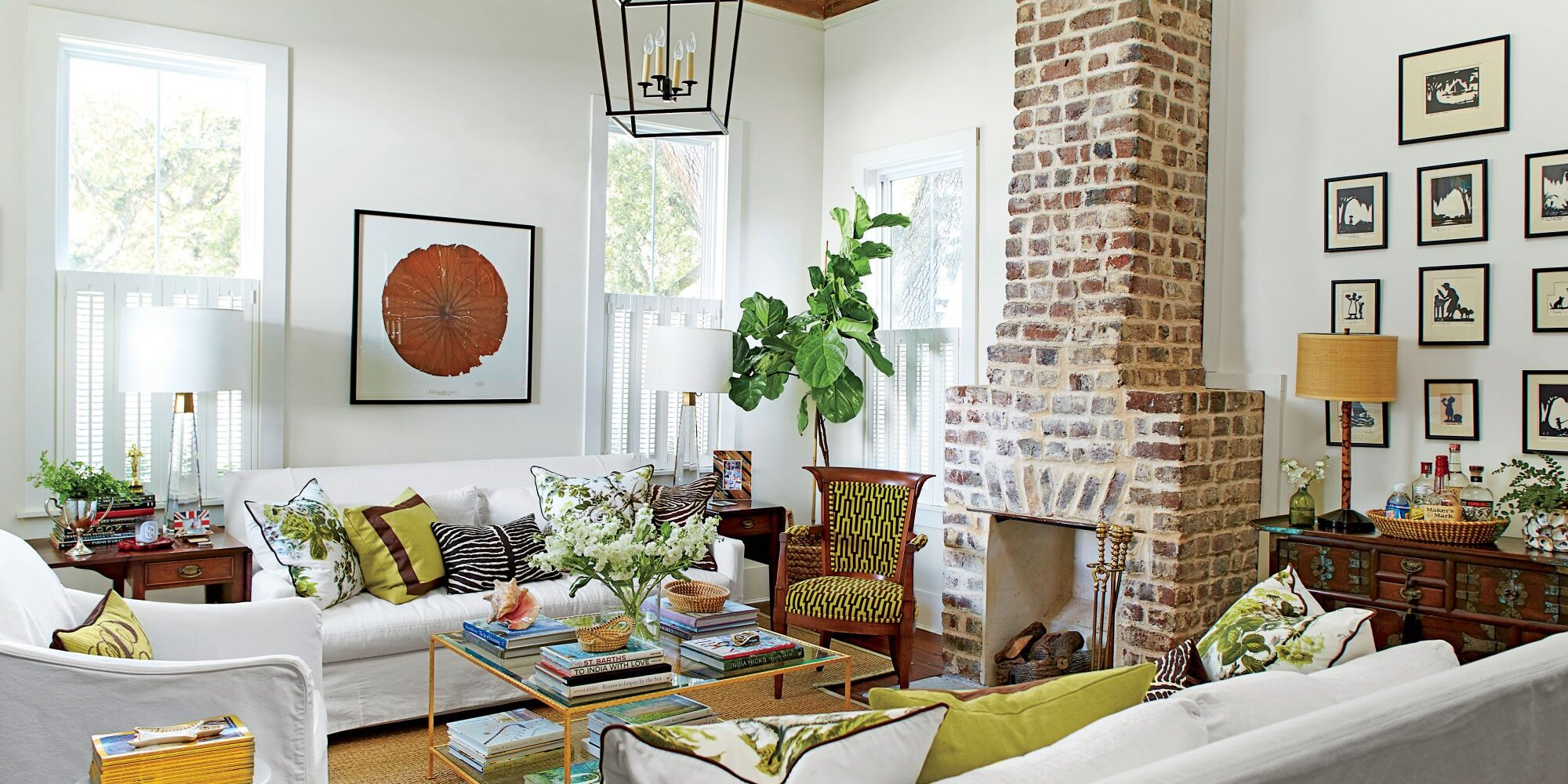 The Best Paint Colors For Whitewashing Brick Southern Living