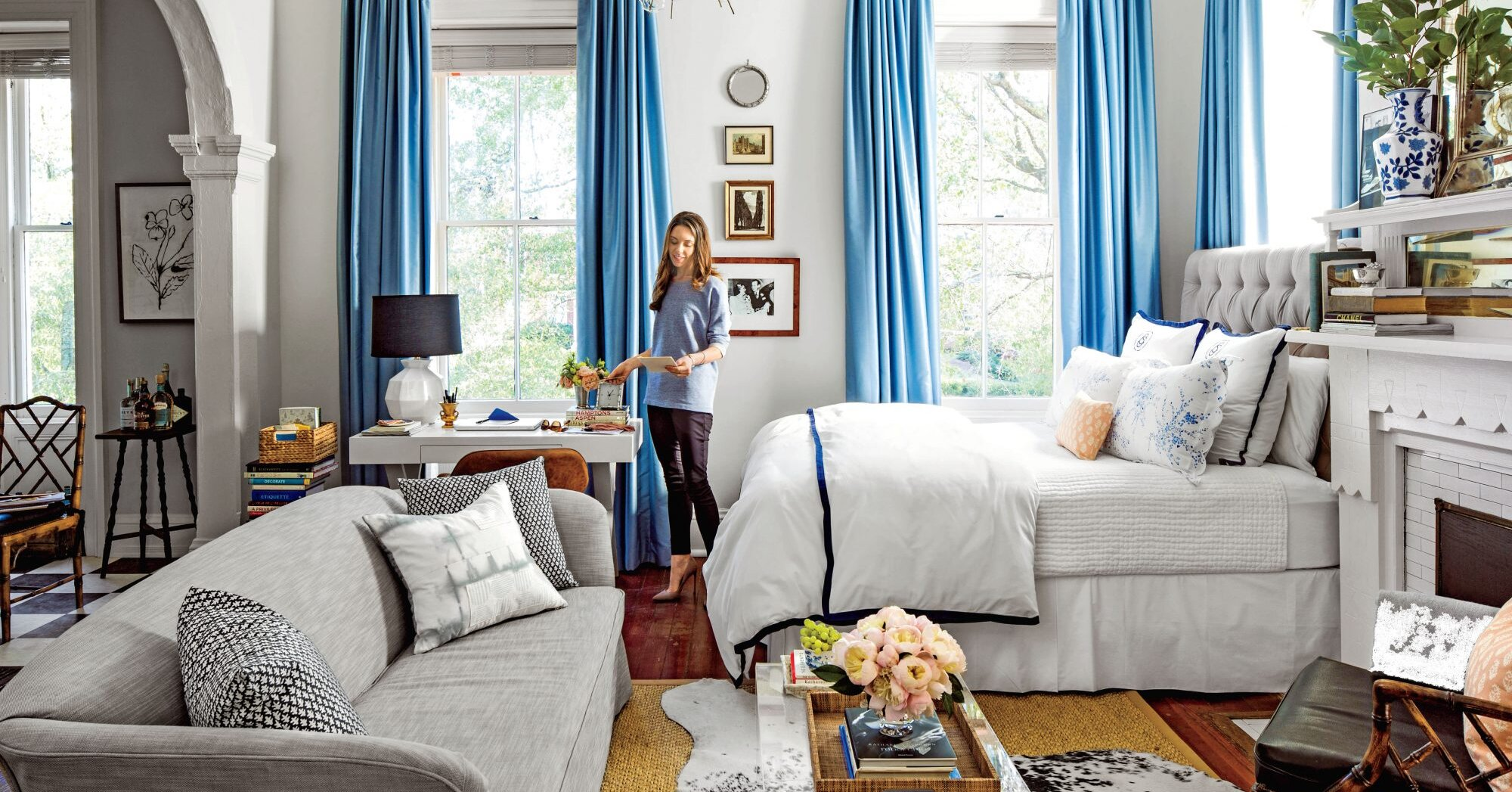 The 19 Most Incredible Small Spaces On Pinterest Southern Living