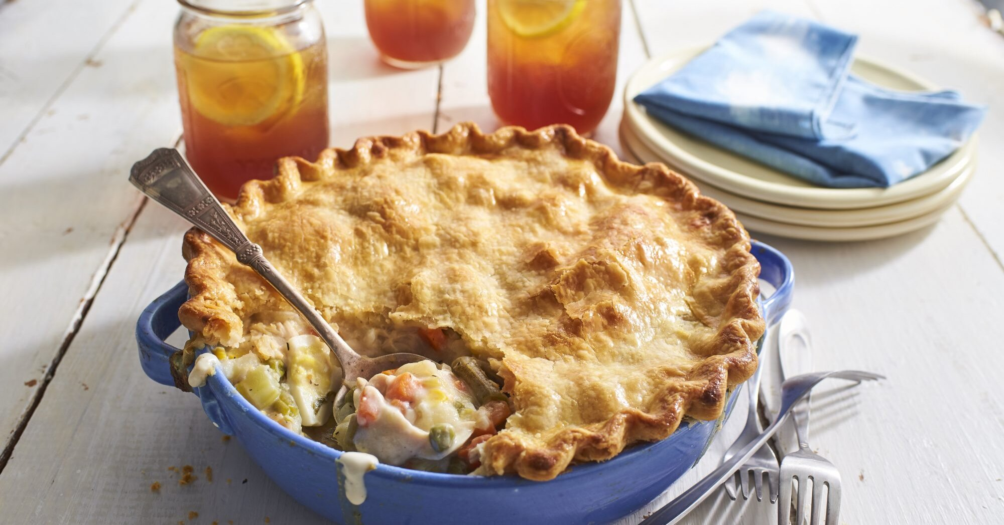 Simple Shortcuts for Making Chicken Pot Pie