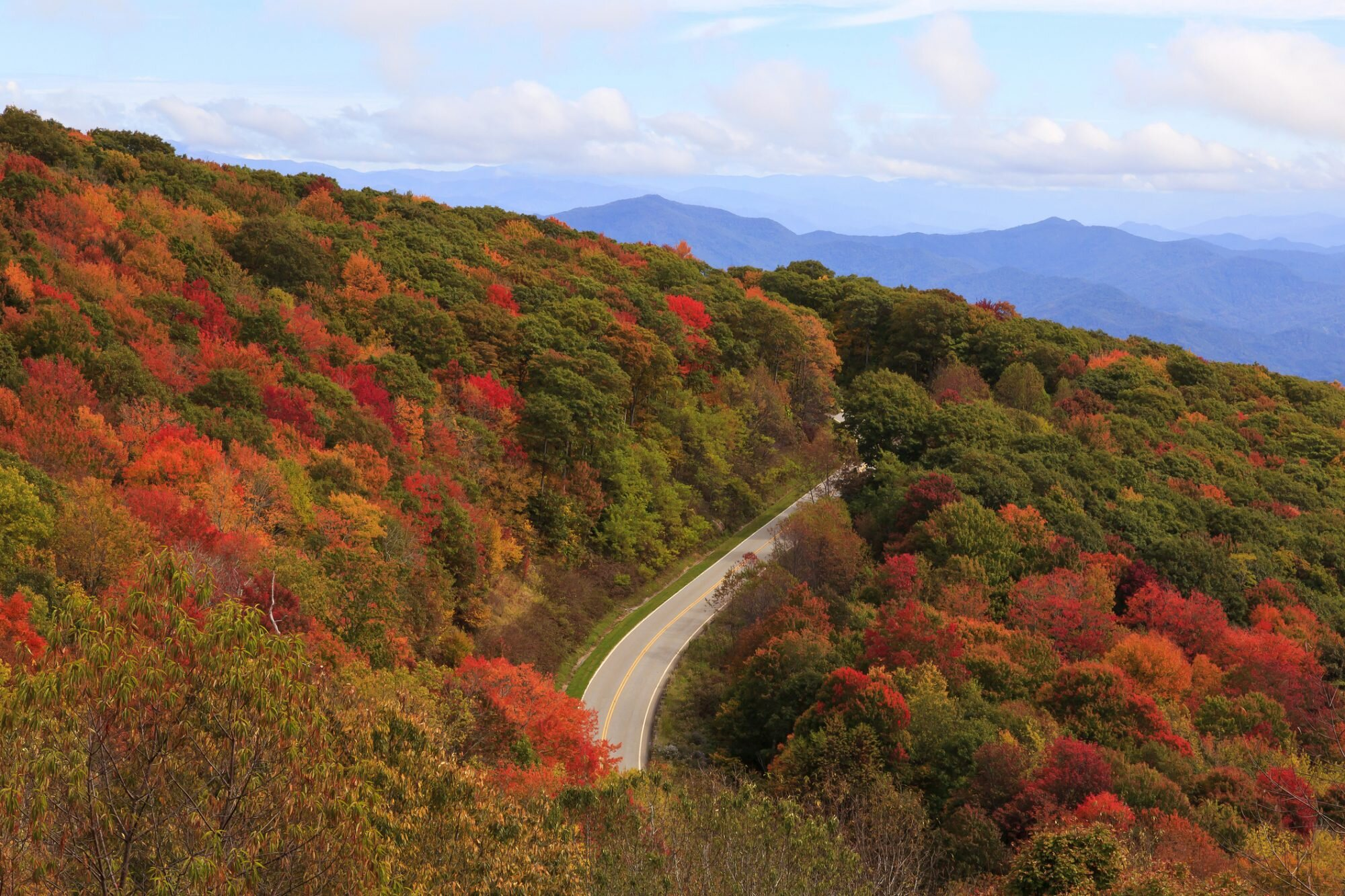 8 Prettiest Places in Tennessee for Fall Foliage | Southern Living