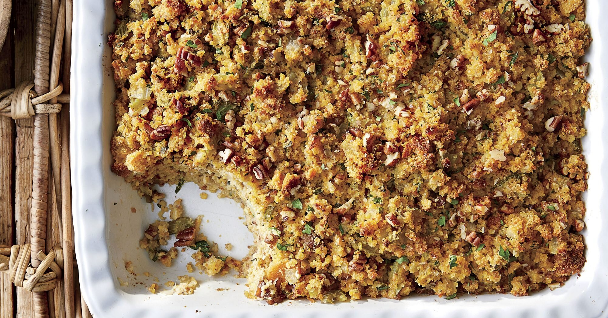 5 Secrets to the Best Cornbread Dressing