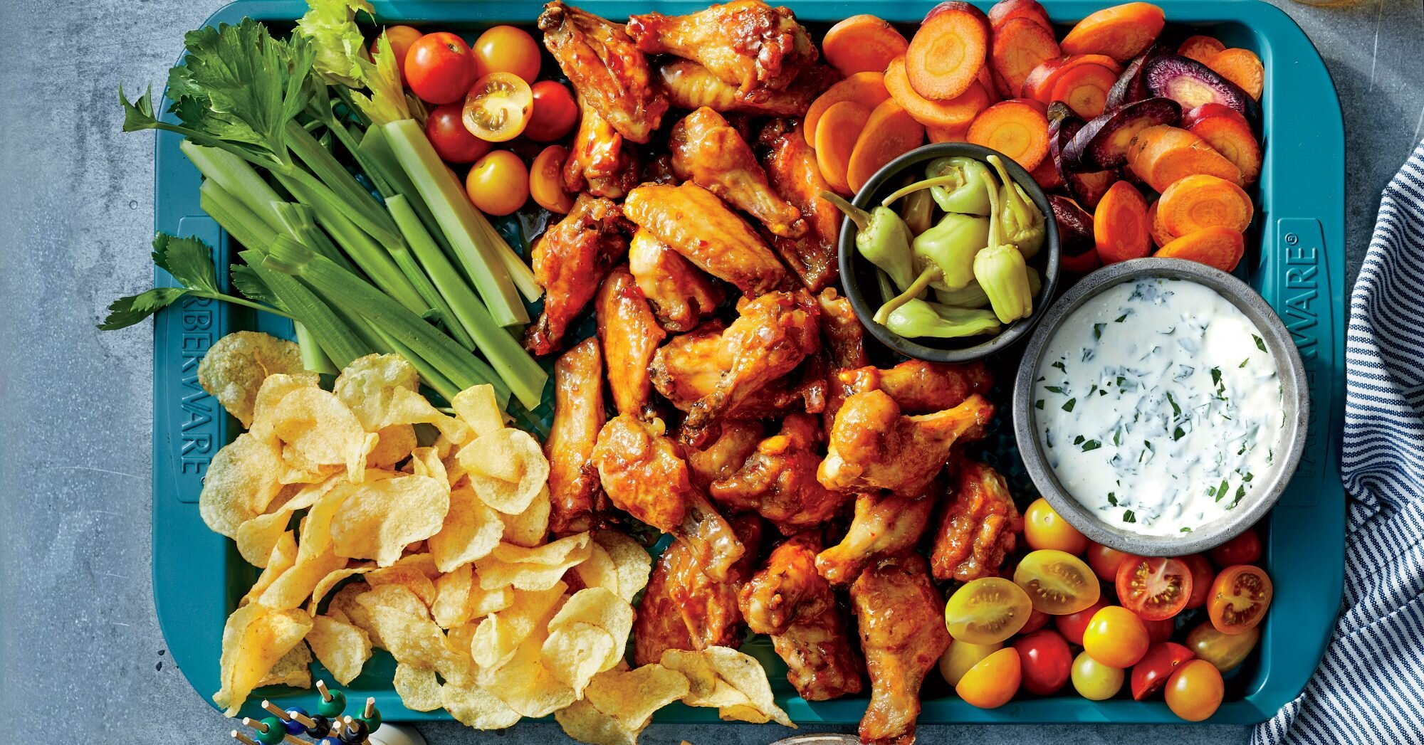 What to Serve with Chicken Wings