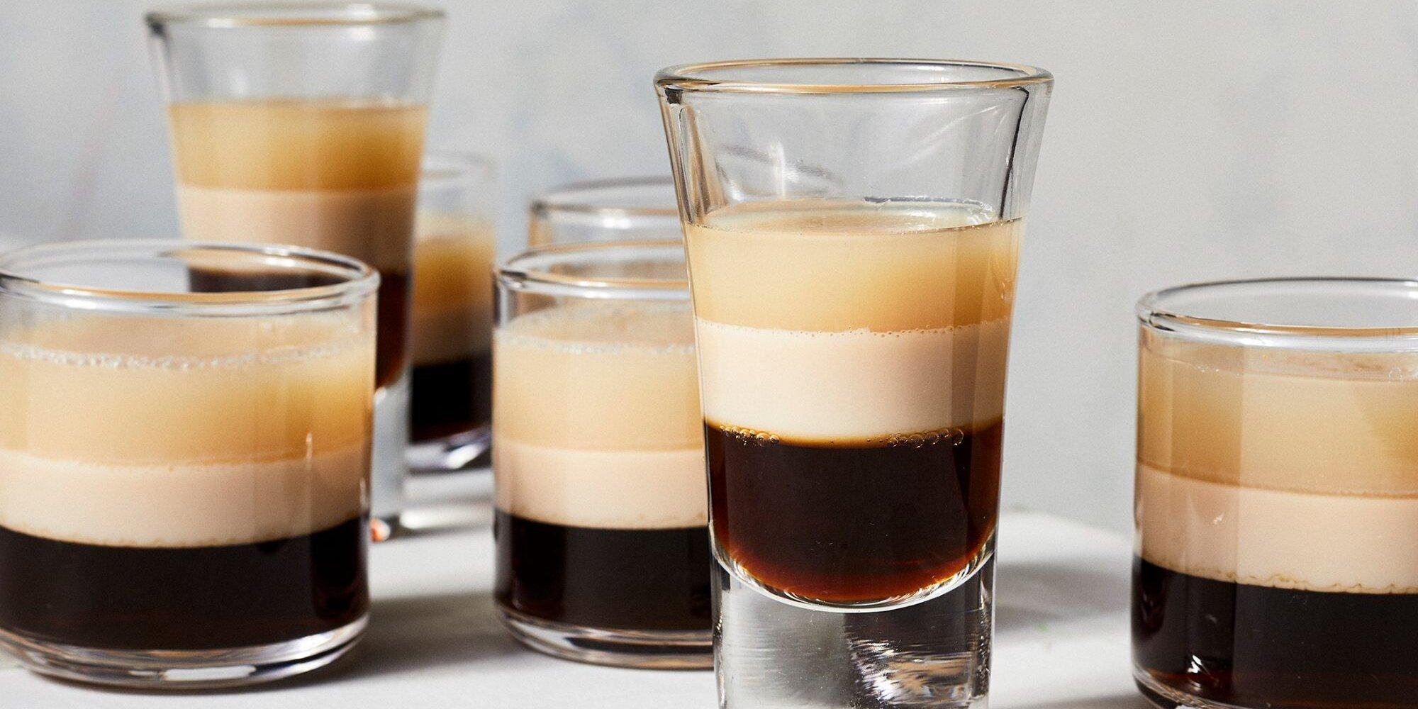 Irish Coffee Jell O Shots Recipe Myrecipes