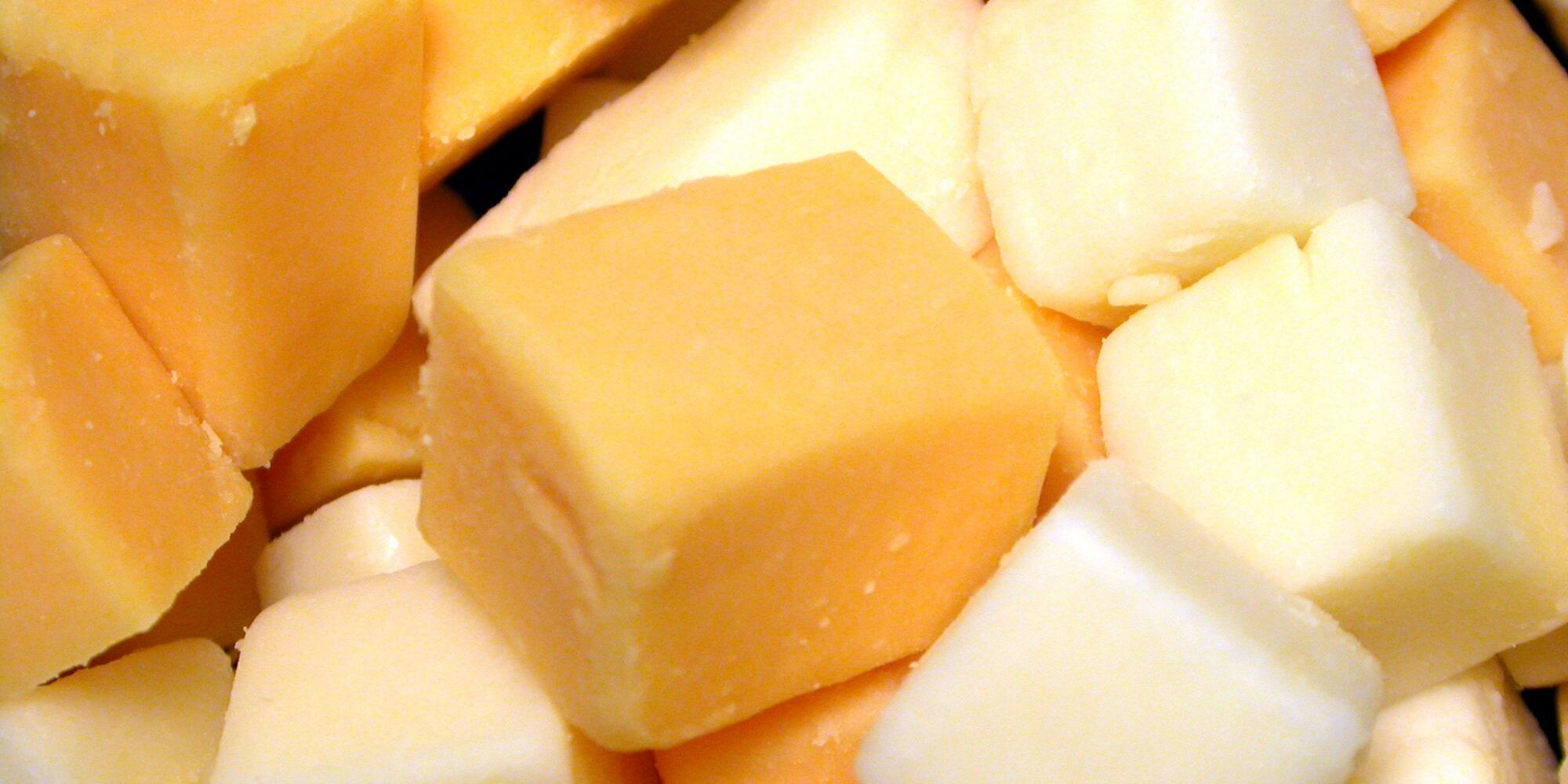 Difference Between White and Orange Cheddar Cheese | Southern Living