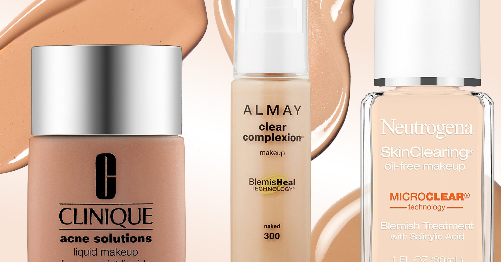 Dermatologists on the Best Foundations for Acne Prone Skin