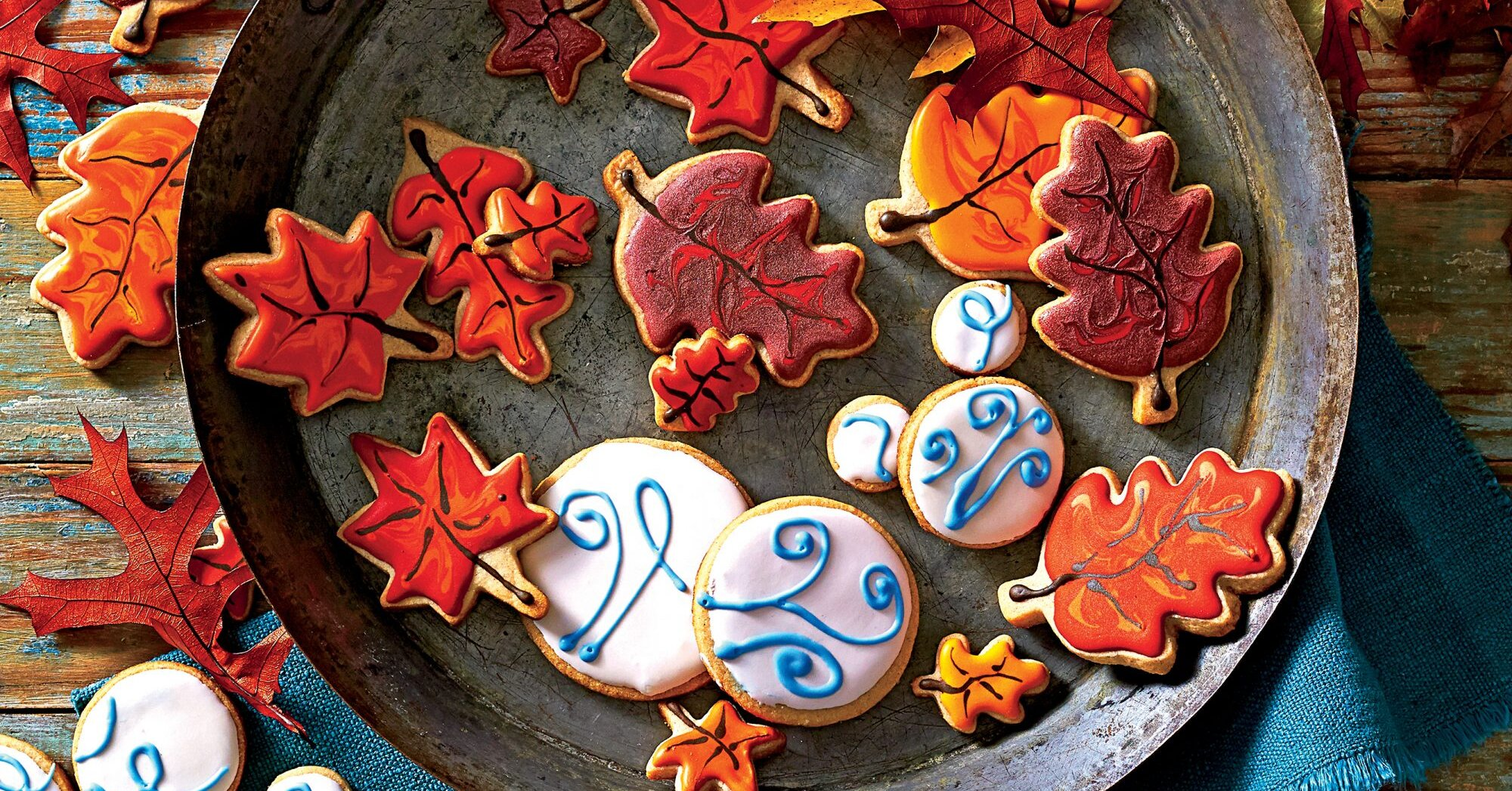 53 Best Thanksgiving Cookie Recipes