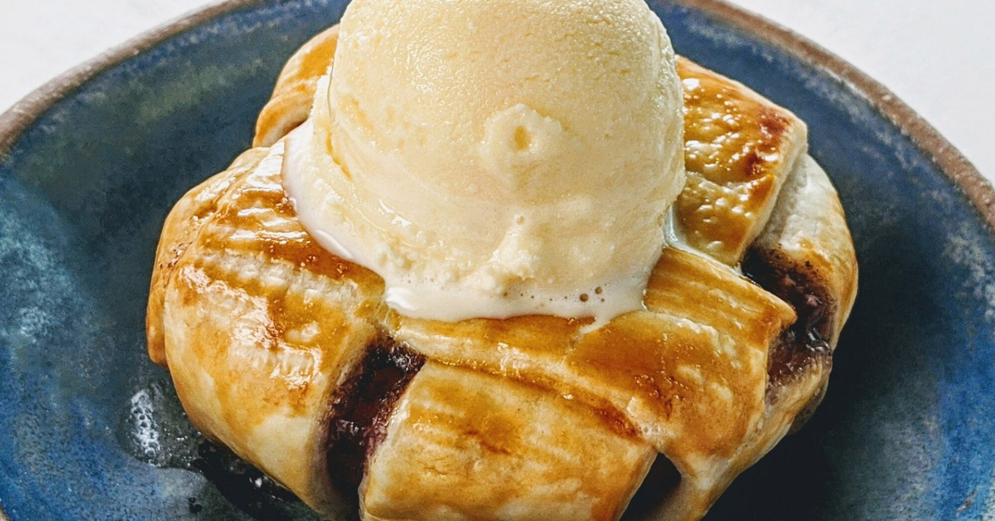 Easy Individual Peach Pies Recipe