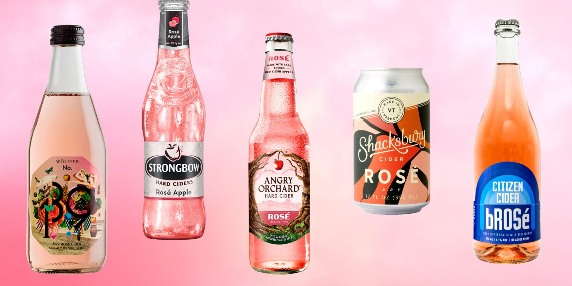 we tried 9 rose ciders heres how they stacked up myrecipes
