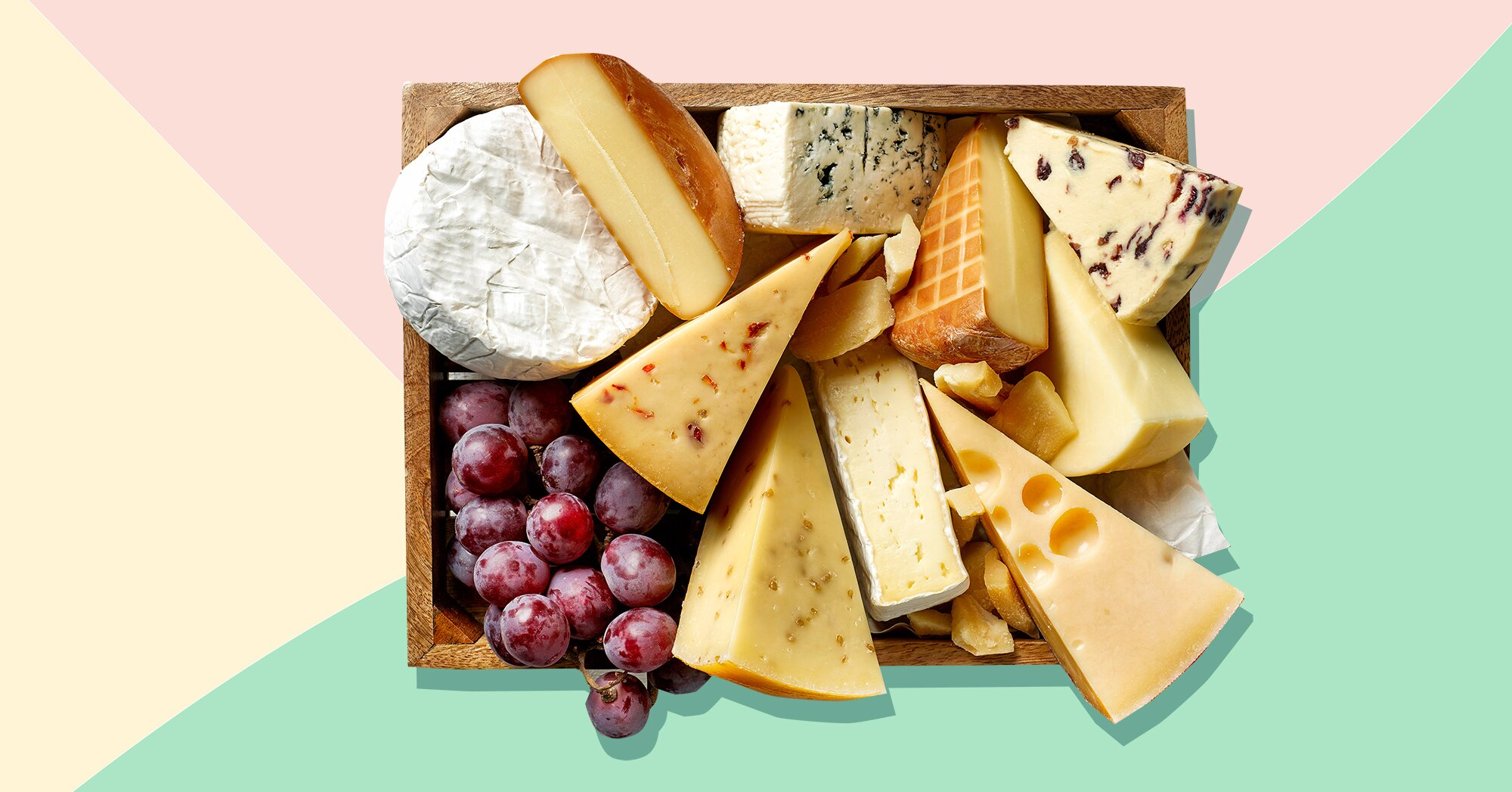 The Healthiest Cheeses To Eat - Best Healthy Cheeses