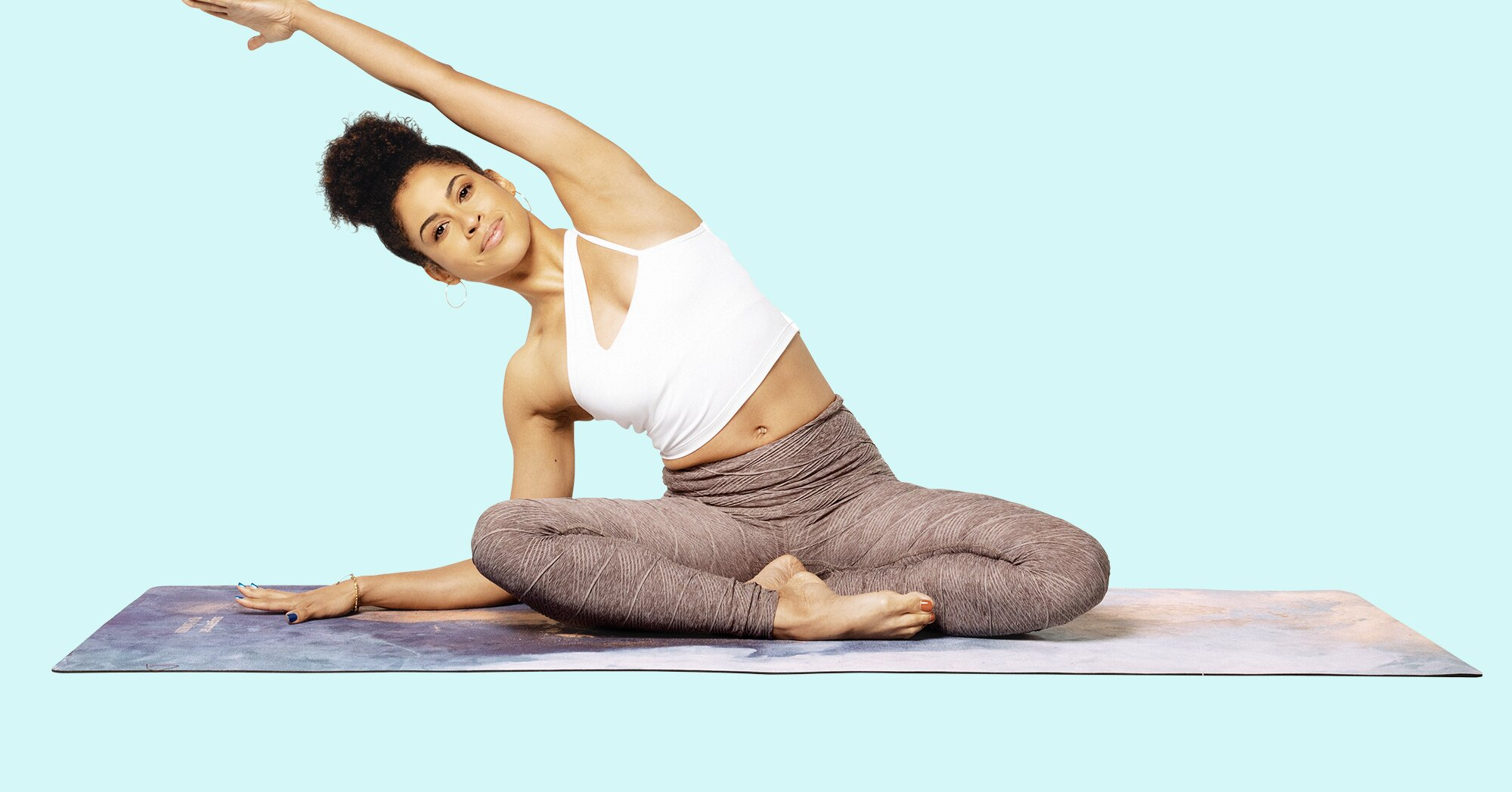 These Full-Body Stretches Will Help You Find Your Flexibility