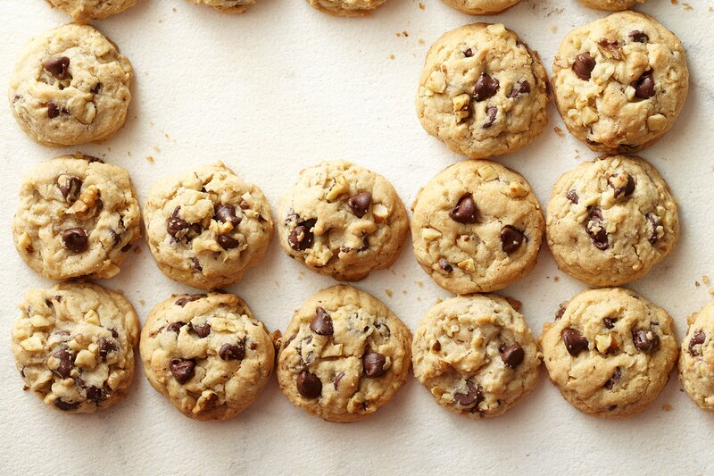 Our Best Basic Chocolate Chip Cookies