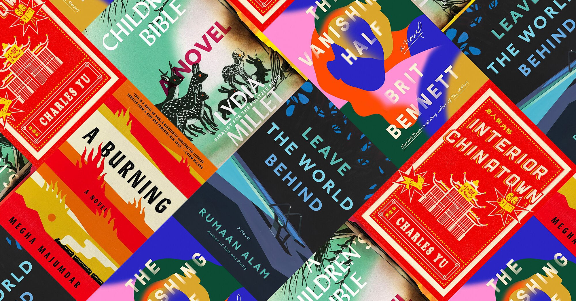 See the 2020 National Book Awards Longlist for Fiction
