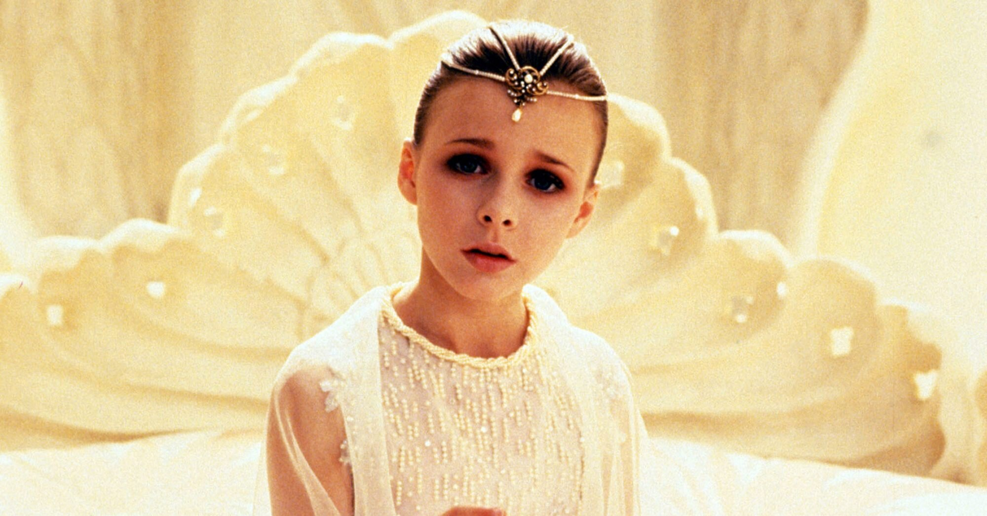'The NeverEnding Story' star Tami Stronach shares details on new fantasy film 'Man and Witch'
